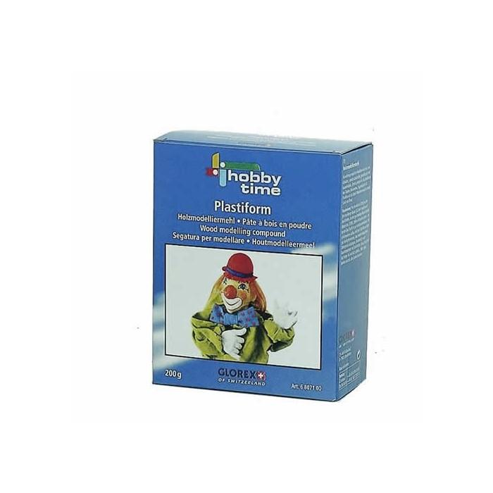 Plastiform, poudre de modelage boîte