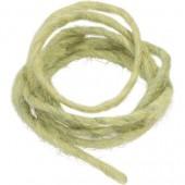 Cordon en laine 2m vert clair