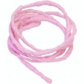 Wool rope, 2m, pink