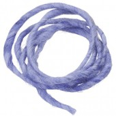 Wool rope, 2m, blue