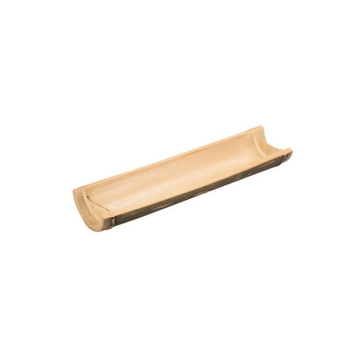 Bamboo bowl, 33x4.5cm
