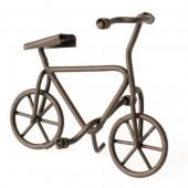 Bicyclette en métal rouille 6.5cm