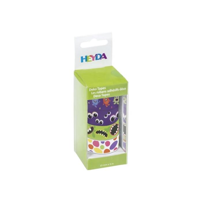 Heyda - Masking Tape Monsters