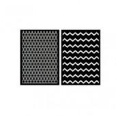 Stencils Graphic II, 2 patterns, A5