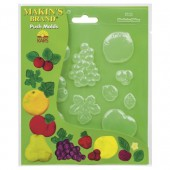Makin's Push molds - Fruits