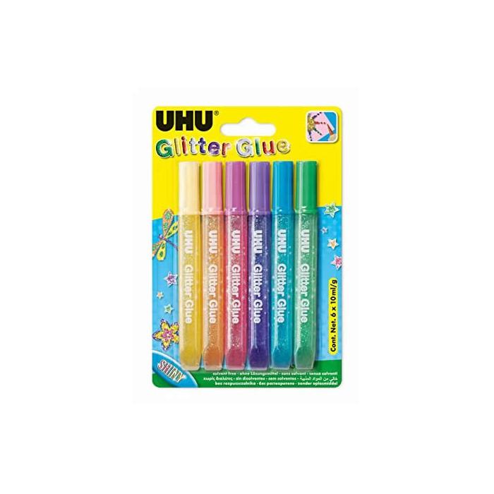 UHU - Glitter Glue Shiny colors