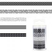 Artemio Masking Tape Black & White