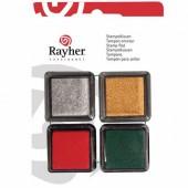 Christmas set - Mini stamp pads