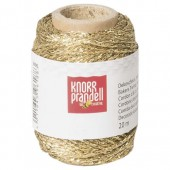 Baker's Twine metallic, Ø 1.5 mm/ 20 m, gold-coloured