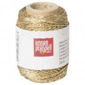 Cordón Ø1.5mm/20m, oro