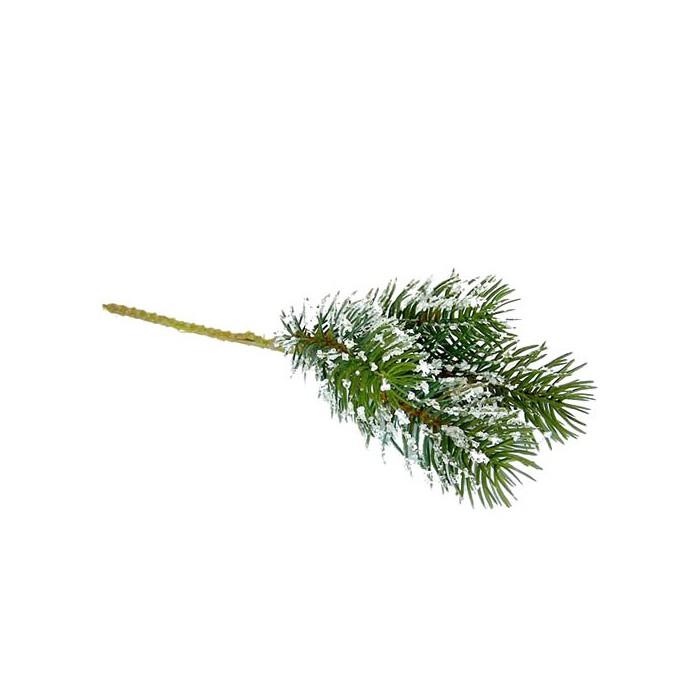 Fir tree branch, 24cm, 1 pce