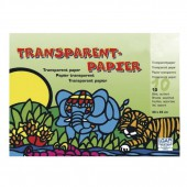 Assorted paper transparent 42g/m2