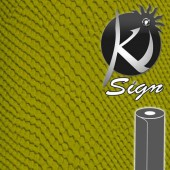 Ki-Sign, faux leather Iguana green 45x66cm