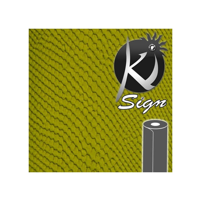 Ki-Sign, faux leather Iguana green 45x66cm