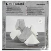 Folding moulds Geometric
