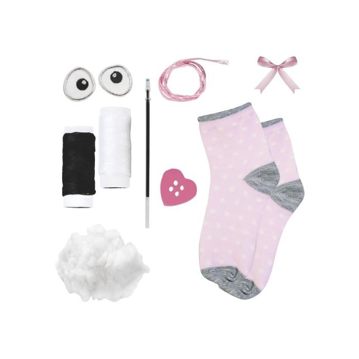 Sock animal kit - Rabbit