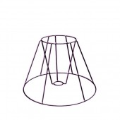 Lamp frame Empire 20cm