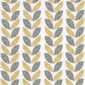 Serviette Graphic Leaves, 1 Stk