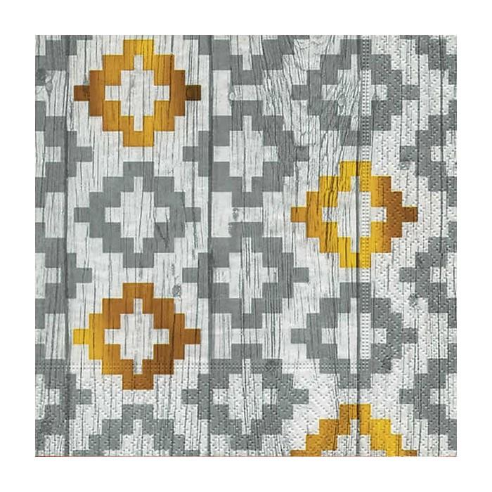 Napkin Hash Pattern, 1 piece