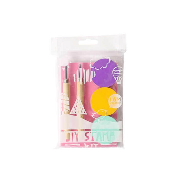 Do it yourself stamps kit