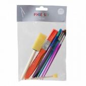 Set of brushes, 12 pcs