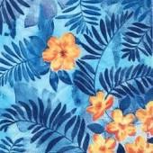 Serviette Tahiti Topaze, 1 paquet