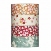 Tilda - Adhesive Fabric Cabbage Rose