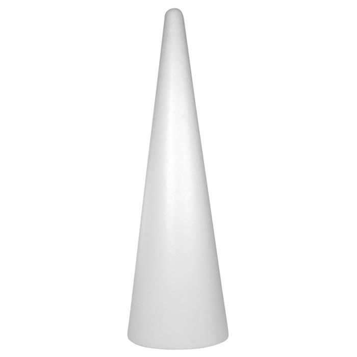 Cône polystyrène Ø25cm/H80cm