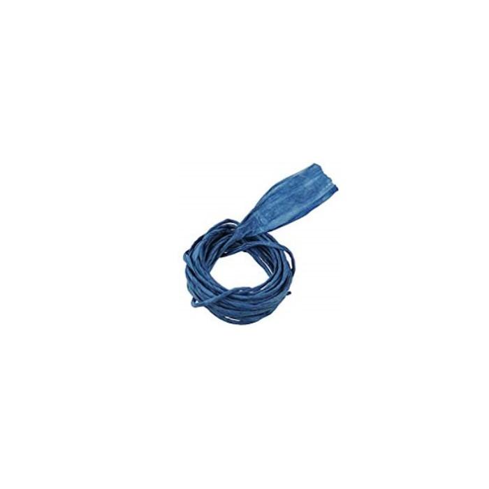 TWISTart - Paper yarn, 15m, royal blue