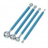 Outils de modelage - Embout boule de 0.4 à 1.7cm