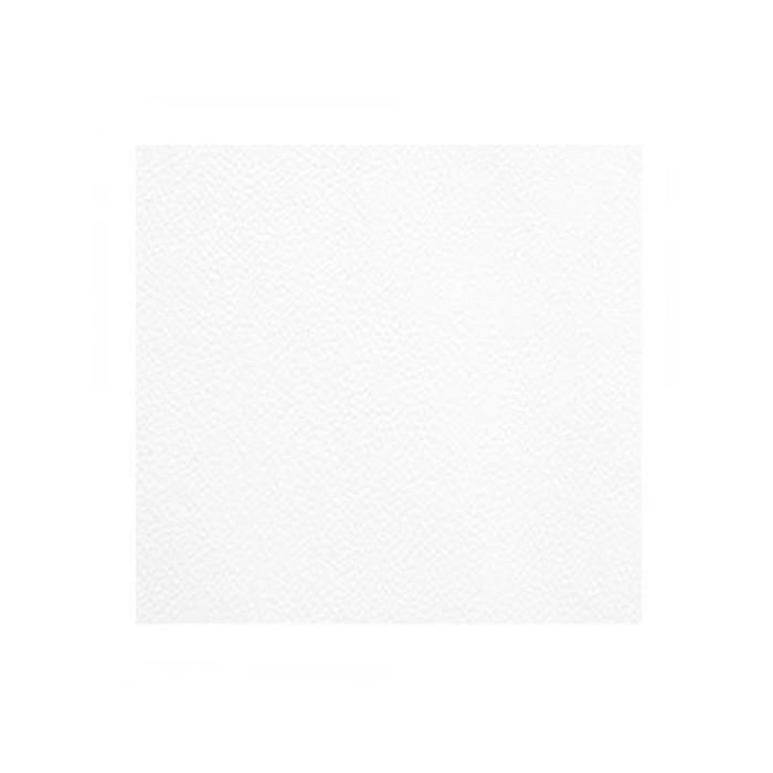Artemio simili cuir 30x30cm blanc