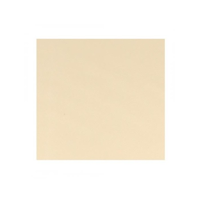 Artemio, faux leather 30x30cm, beige