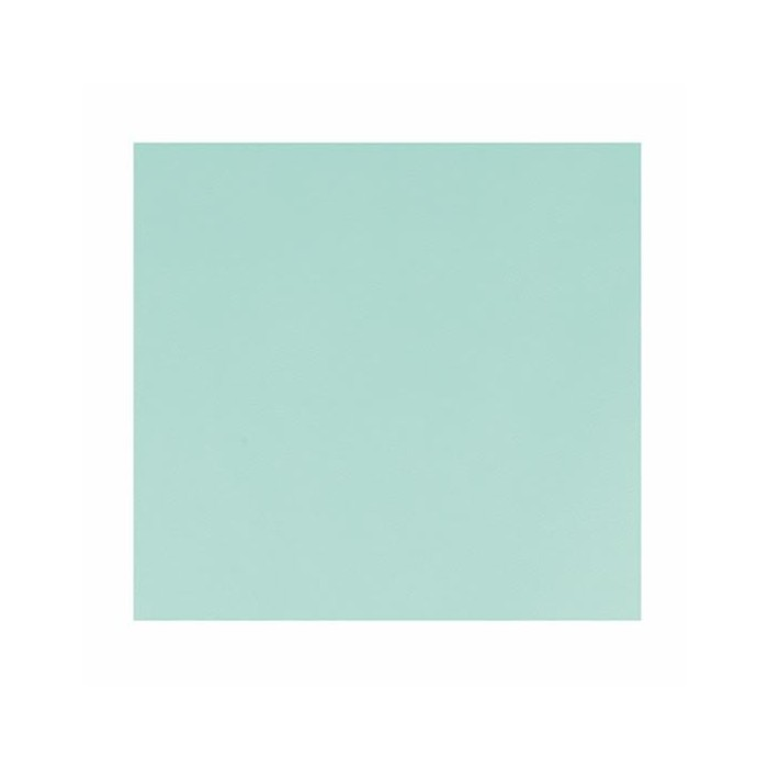 Artemio simili cuir 30x30cm vert d'eau
