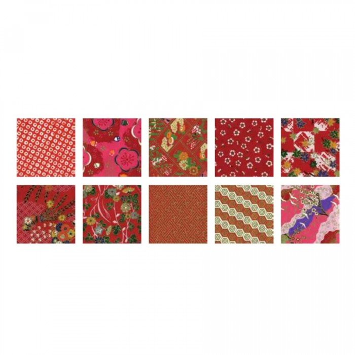 Origami Paper, 15x15cm, 10 assorted sheets