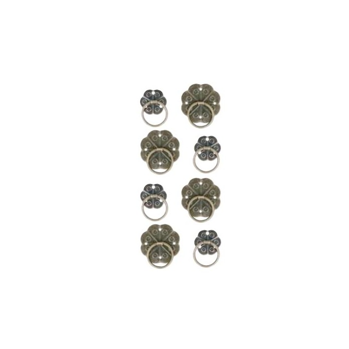 Drawer handles Japan, 8 pcs
