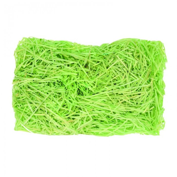 Easter grass, light green, 50g