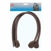 Prym Theresa - Synthetic leather bag handles 60cm, brown