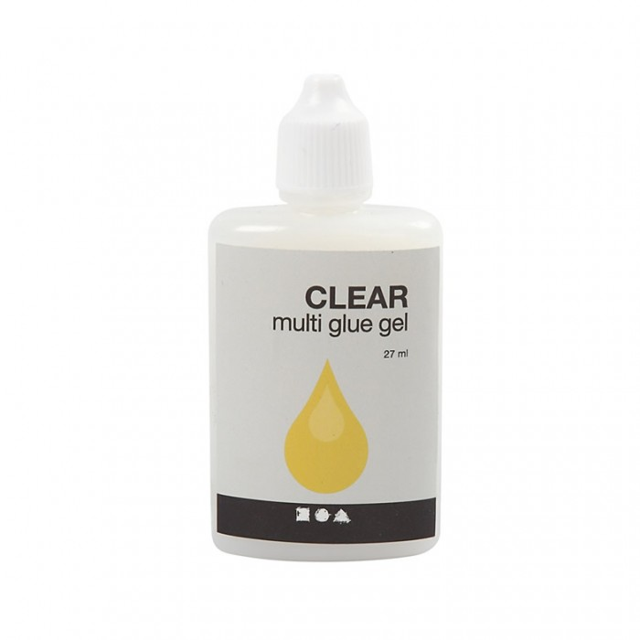 Clear All Purpose Adhesive, 27ml