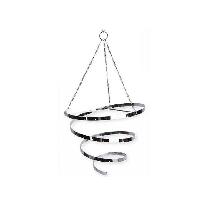 Lamp frame spiral 22x18cm