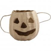 Cardboard Pumpkin basket