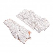 Birch bark, white, +/-17x7cm, 3 pcs