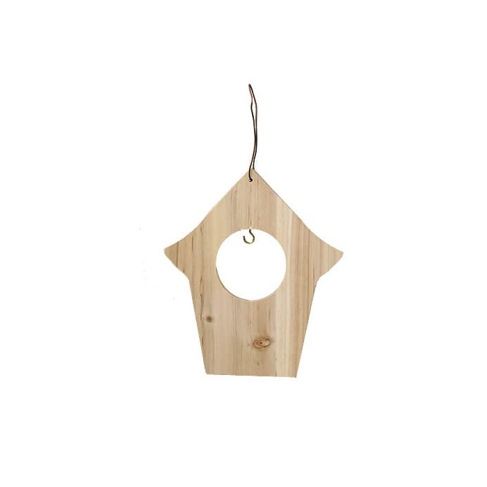 Birdhouse for seeds