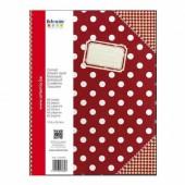 Cardboard Notebook, 17.6x25.3cm, Campagne