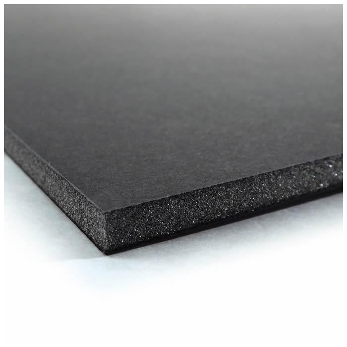 Foamboard, 5mm/A4, black