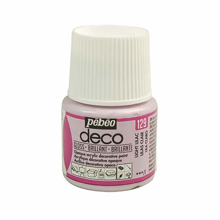 Pébo Déco glossy, light lilac