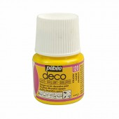 Pébo Déco glossy, yellow
