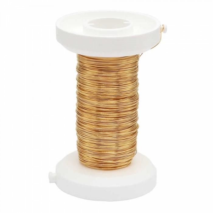 Copper wire Ø 0.25 mm/40m