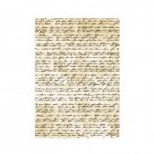 """Transparent paper """"Schrift"""", A4, 5 sheets"""