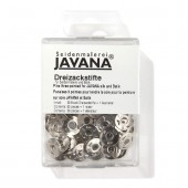 Javana Pins three-pointed for silk, 50 pcs