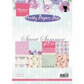 Marianne Design - Sweet Summer Paper Bloc